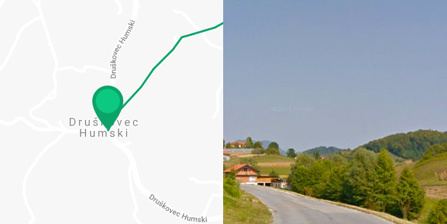 Hum na Sutli - Šetno-biciklistička staza