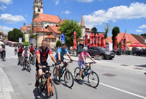 Hodočašće biciklista i biciklijada 4 kapelice